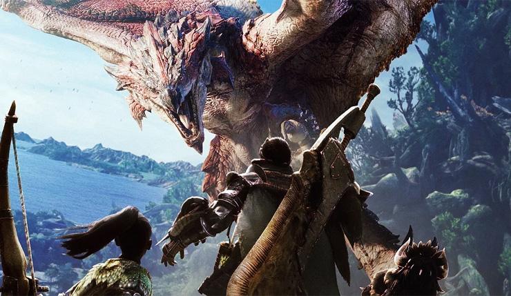 Monster Hunter: World PC GPU Performance And Ryzen Core Scaling