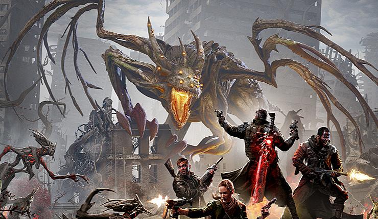 Darksiders III Dev Gunfire Games Announces New Co-op Shooter