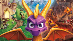Spyro Trilogy ps4 xbox
