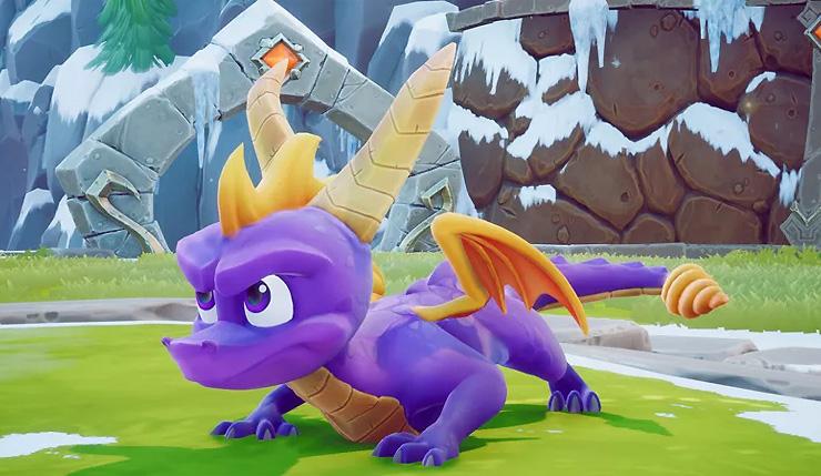 Spyro Remastered Trilogy delay