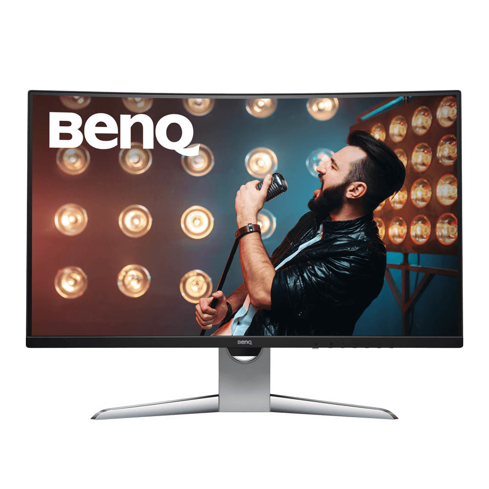 BenQ Releases New EX3203R Monitor 1440P VA Panel With HDR400 And AMD