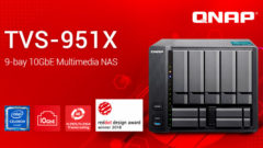QNAP Introduces Groundbreaking TS-x77XU Ryzen Rackmounted NAS