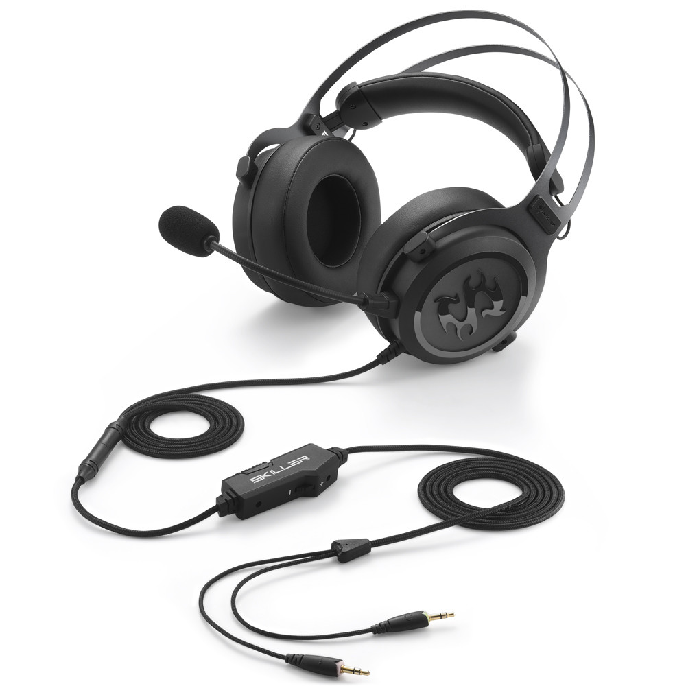 Dc5m United States It In English Created At 2018 07 14 0011 Defunc Plus Hybrid Corded Earbud With The Skiller Sgh3 Sharkoon Introduces Most Versatile Stereo Headset Of Series Hi Fi Capable 53 Mm Drivers Promise A Forceful Sound