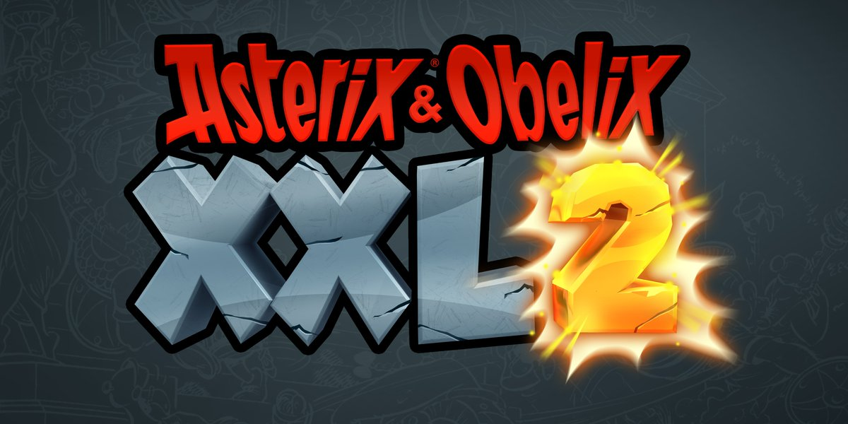 Asterix And Obelix Xxl 2 Remaster Announced For Switch Ps4 Xo Pc