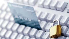 credit-card-and-lock-on-the-keyboard-financial-security-concept