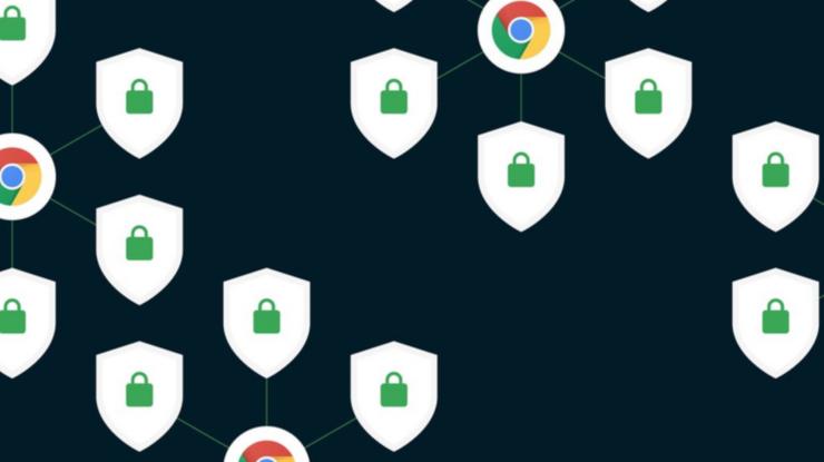 Google chrome 68 https