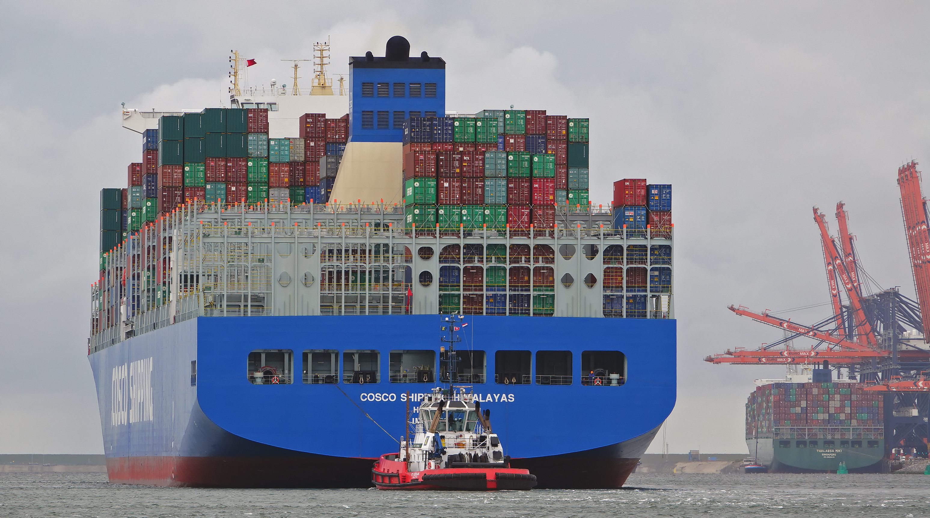 Chinese State-Owned Shipping Giant Hit by Cyberattack in the US