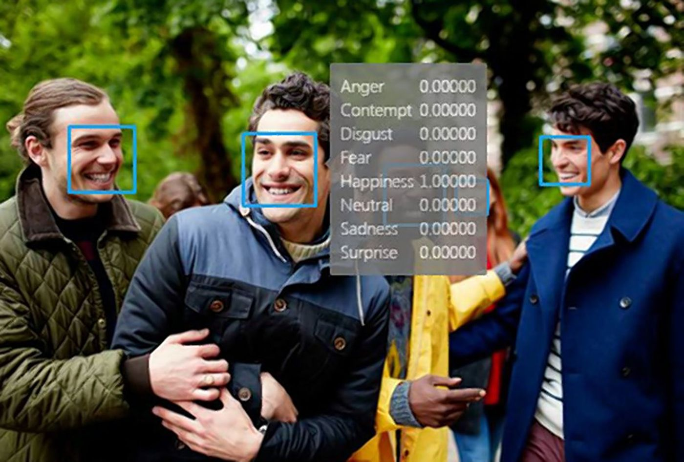 facial recognition project oxford