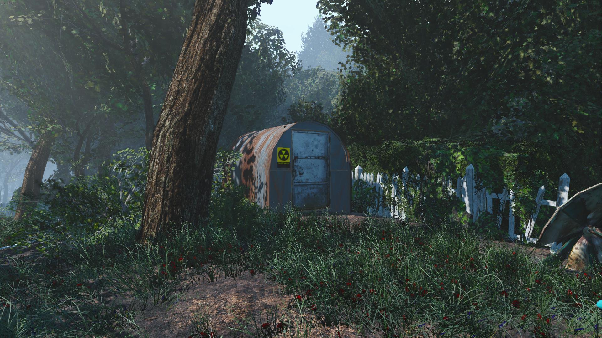 111 Cloverfield Lane Bunker Fallout 4 Mod Adds Cloververse
