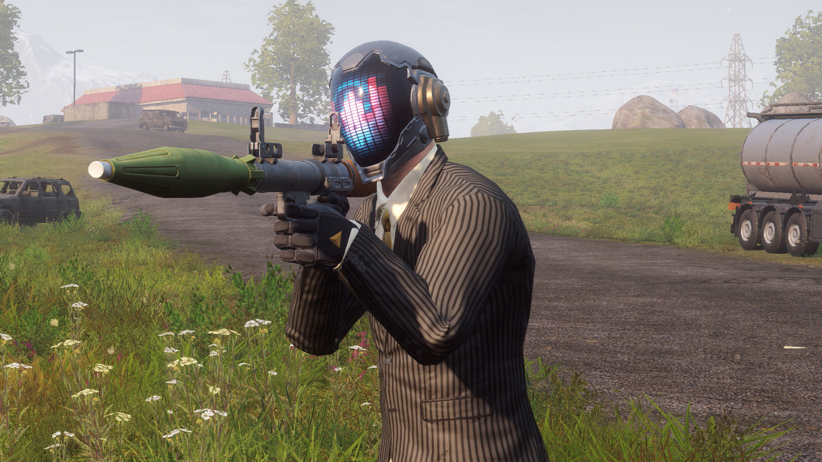 H1Z1 PS4 Battle-Royale Launches on August 7th with New