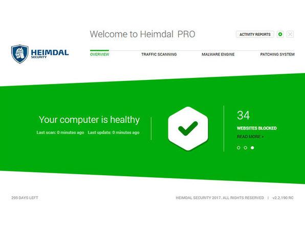 Heimdal PRO Anti-malware