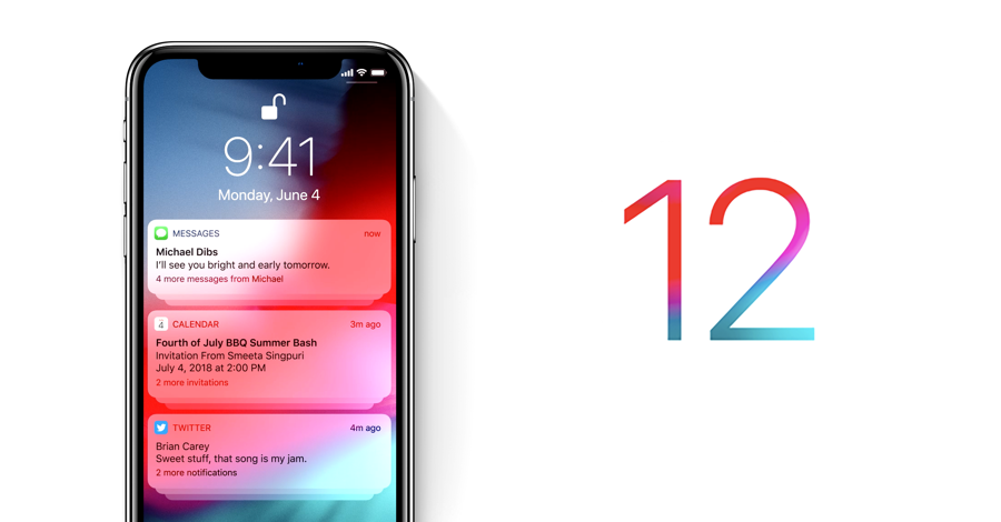 top reasons to update your device to ios 12
