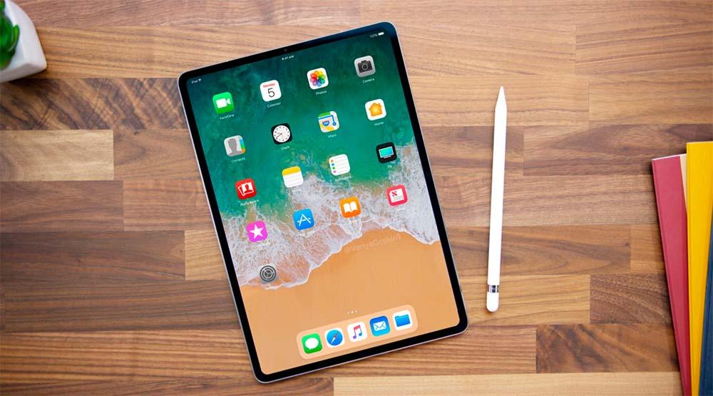 iPad Pro 2018 de Apple