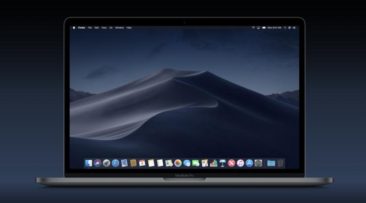 macOS Mojave Beta 3