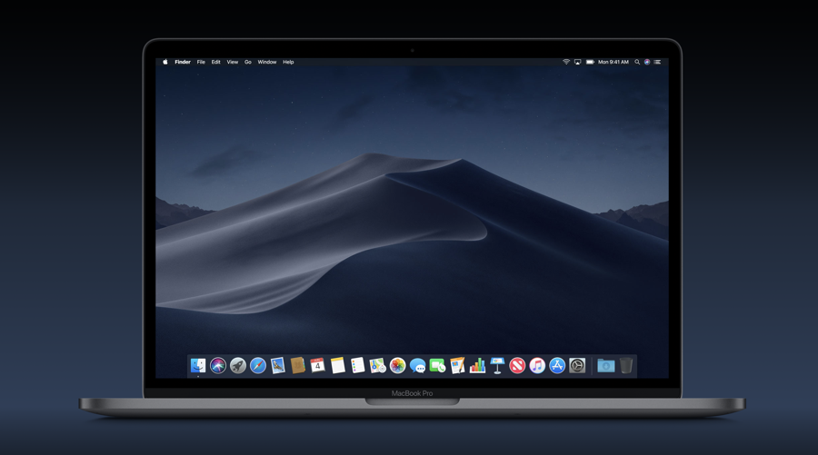 Apple Seeds The Fourth Beta Of Macos Mojave With Support For Macbook Pro