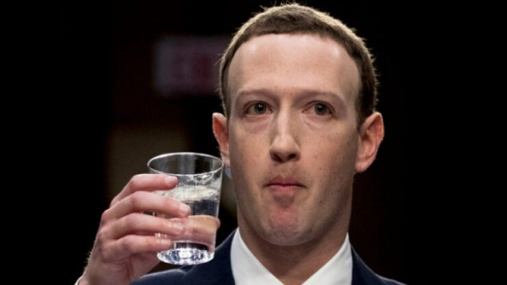 Facebook ftc fine zuckerberg