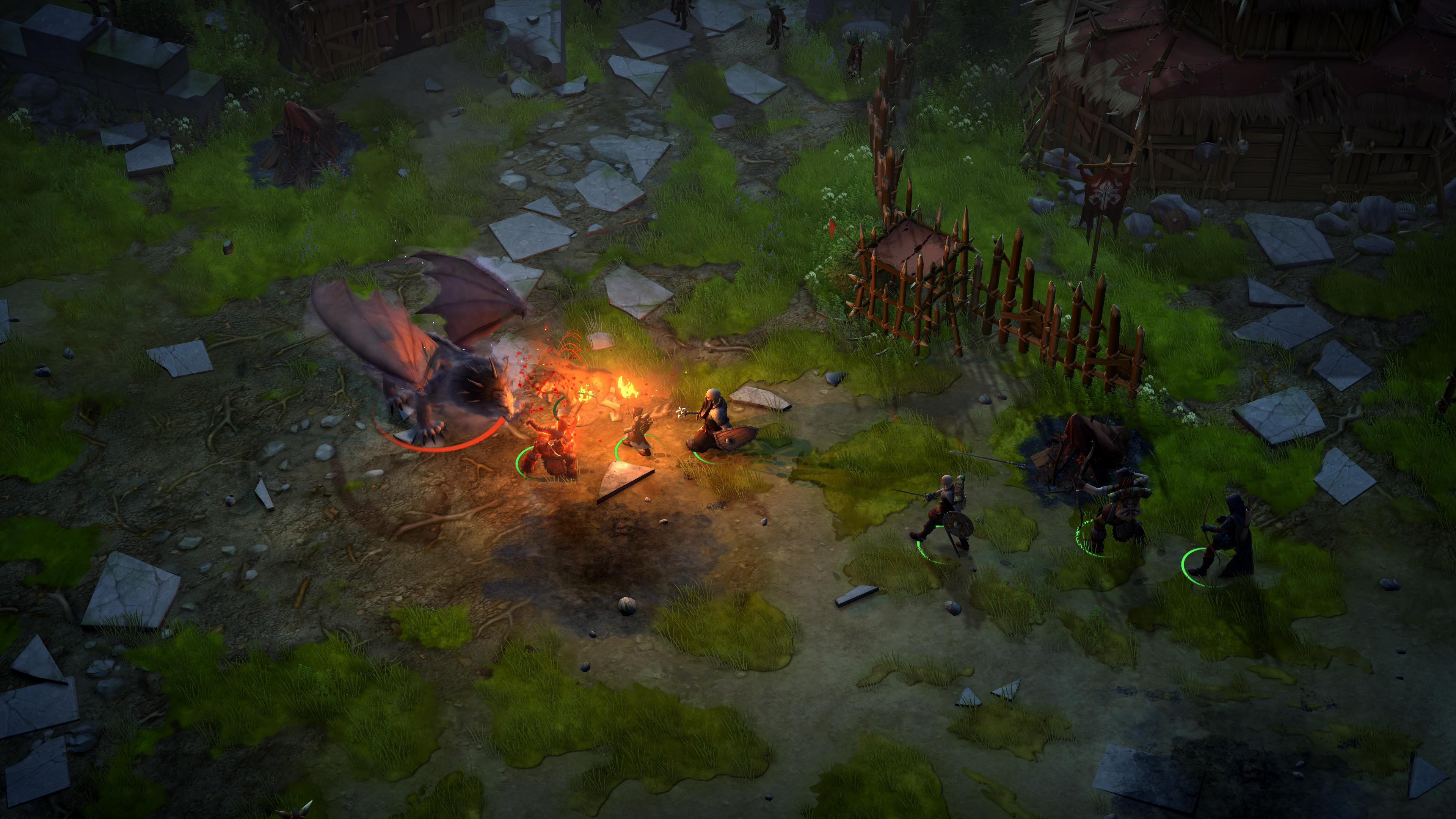cRPG Pathfinder: Kingmaker To Launch in August, Published by