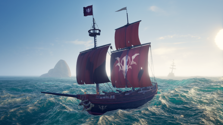 sea of thieves dlc cursed sails free july 31