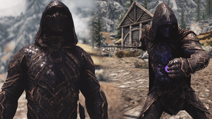 Skyrim Hd Armor - Free Photo and Wallpaper