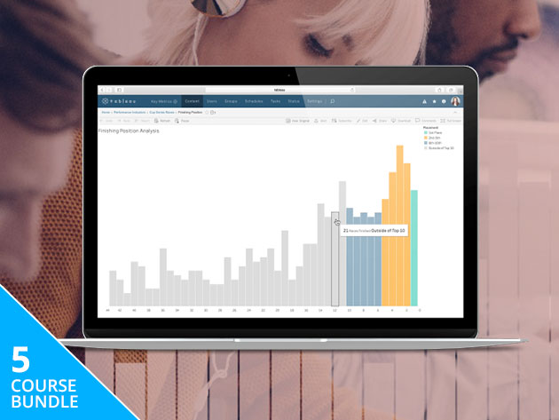 Complete Tableau 10 Data Science Bundle