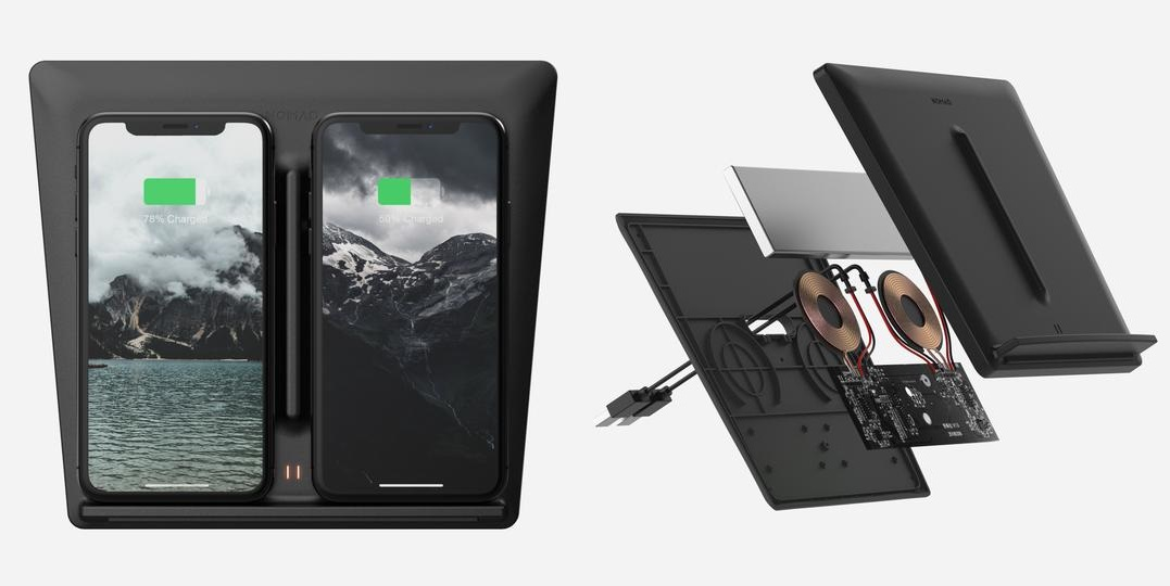 Nomad Introduces New Tesla Wireless Charger Specifically For The
