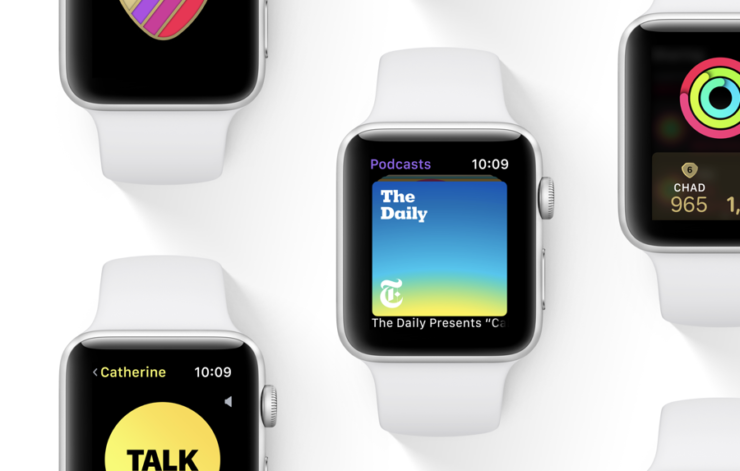 watchOS 5 Beta 3