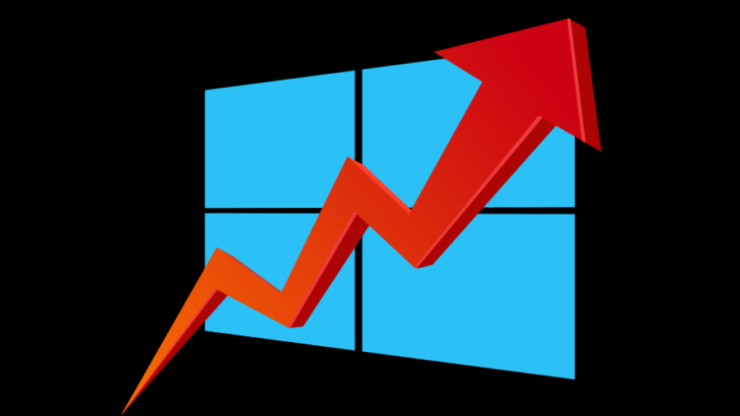 windows 10 market share numbers windows 7