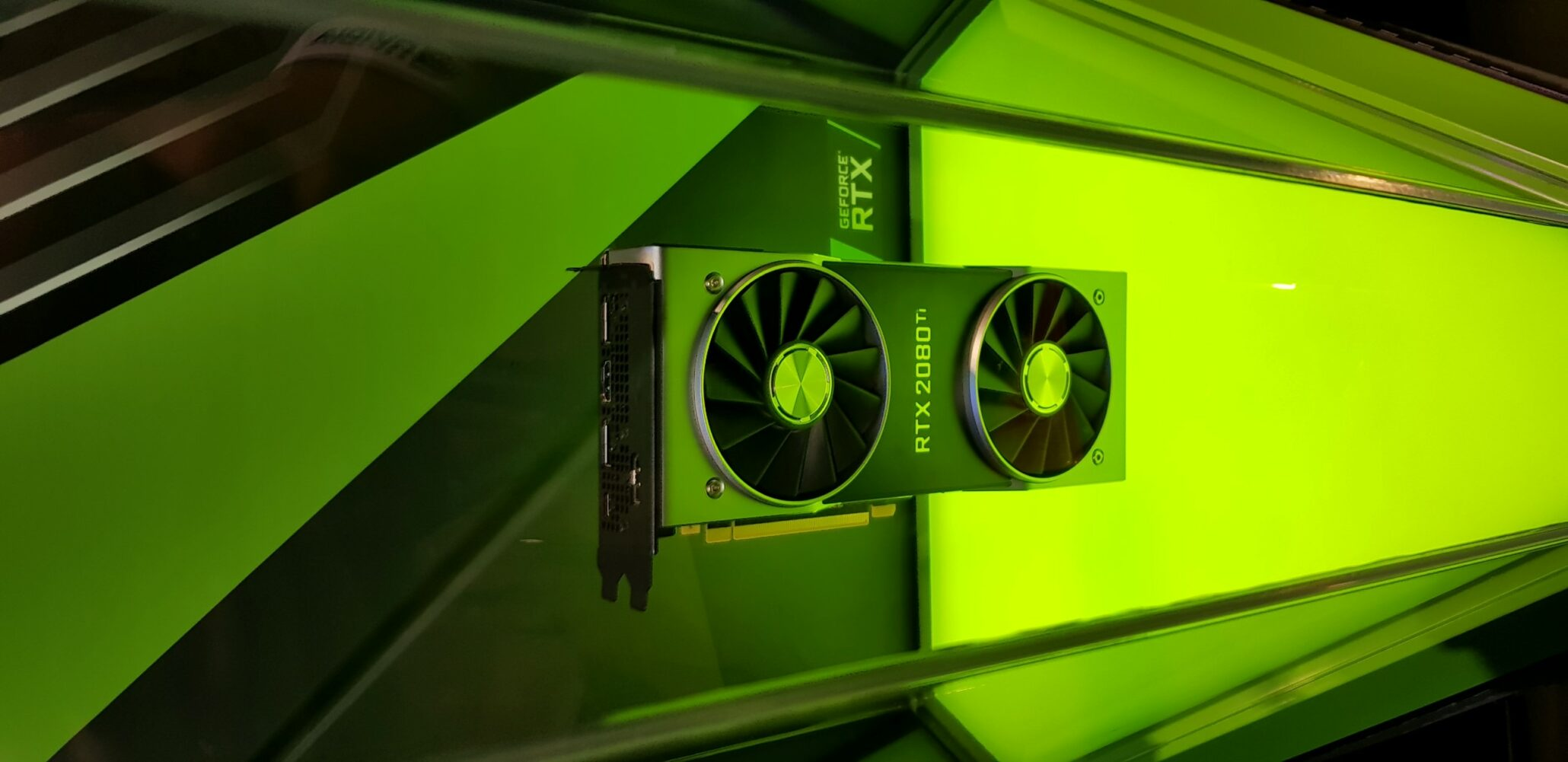 NVIDIA GeForce RTX 2080 Ti Performance Revealed, Delivers