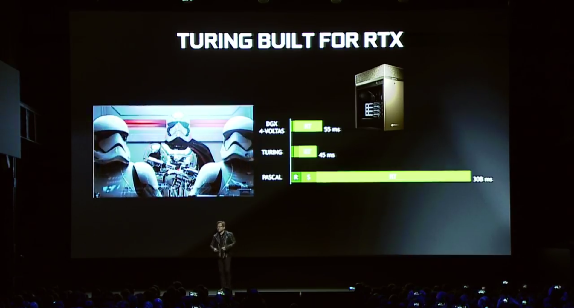 Nvidia reveals $800 GeForce RTX 2080 at Gamescom 2018