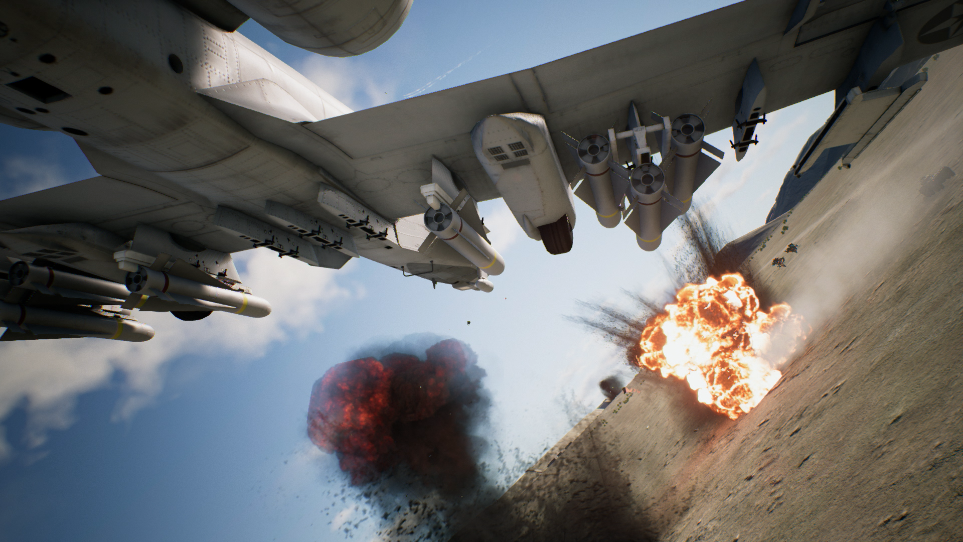 sneakers for cheap b1cf7 4950c Ace Combat 7  Skies Unknown Gets 92 New Screenshots and January Launch Date