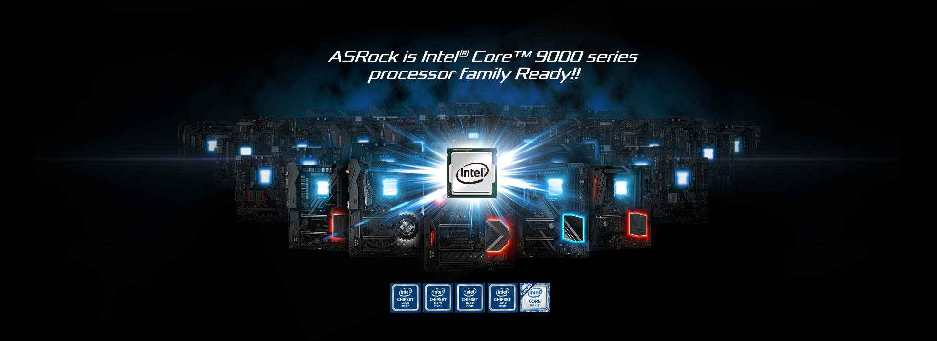 Intel 9th Gen Core CPU and Z390 Platform Launches on 1st October