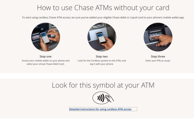 Chase Customers Can Now Use Google Pay and Samsung Pay to Withdraw Cash