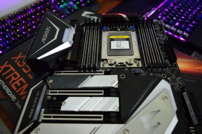 AORUS X399 Xtreme Flagship $449 99 US Motherboard Review With AMD