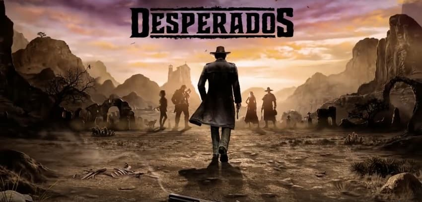 Real Time Tactics Game Desperados Iii Announced For Pc And Consoles