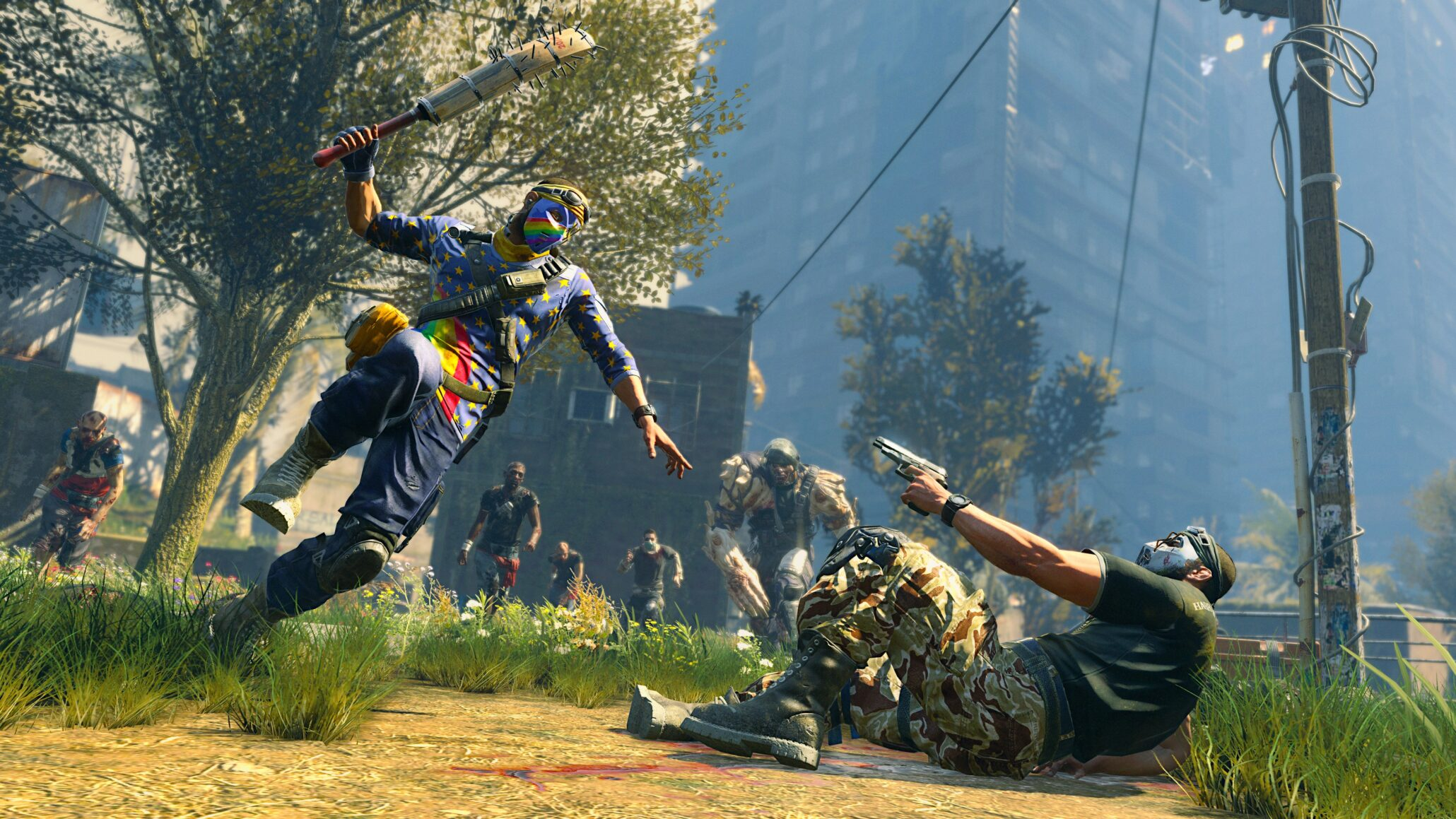 matchmaking black dying light