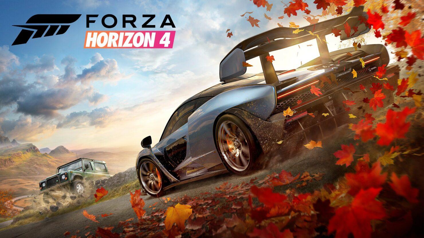 Forza Horizon 4 patch pc xbox november 20