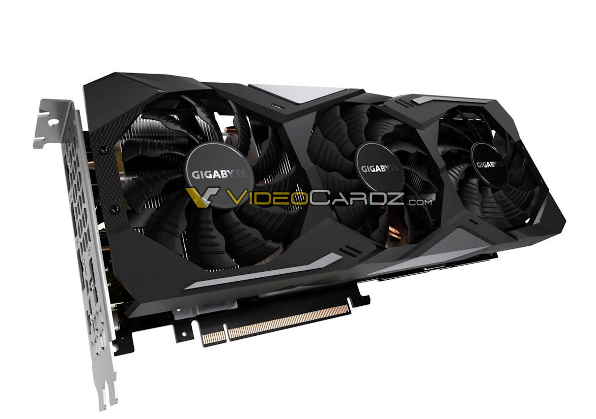 Gigabyte Geforce Rtx 2080 Ti And Series Graphics Cards Leaked