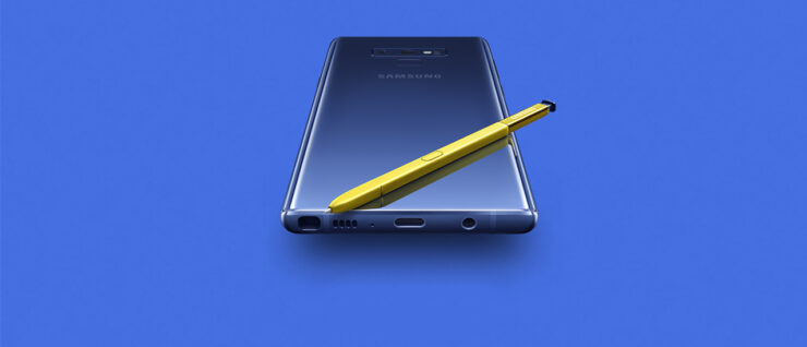 Galaxy Note 9 One UI 2.0 Beta to Be Opened up Soon