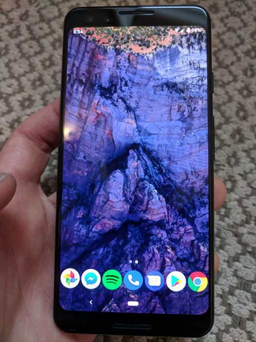 google-pixel-3-live-images-and-specifications-1