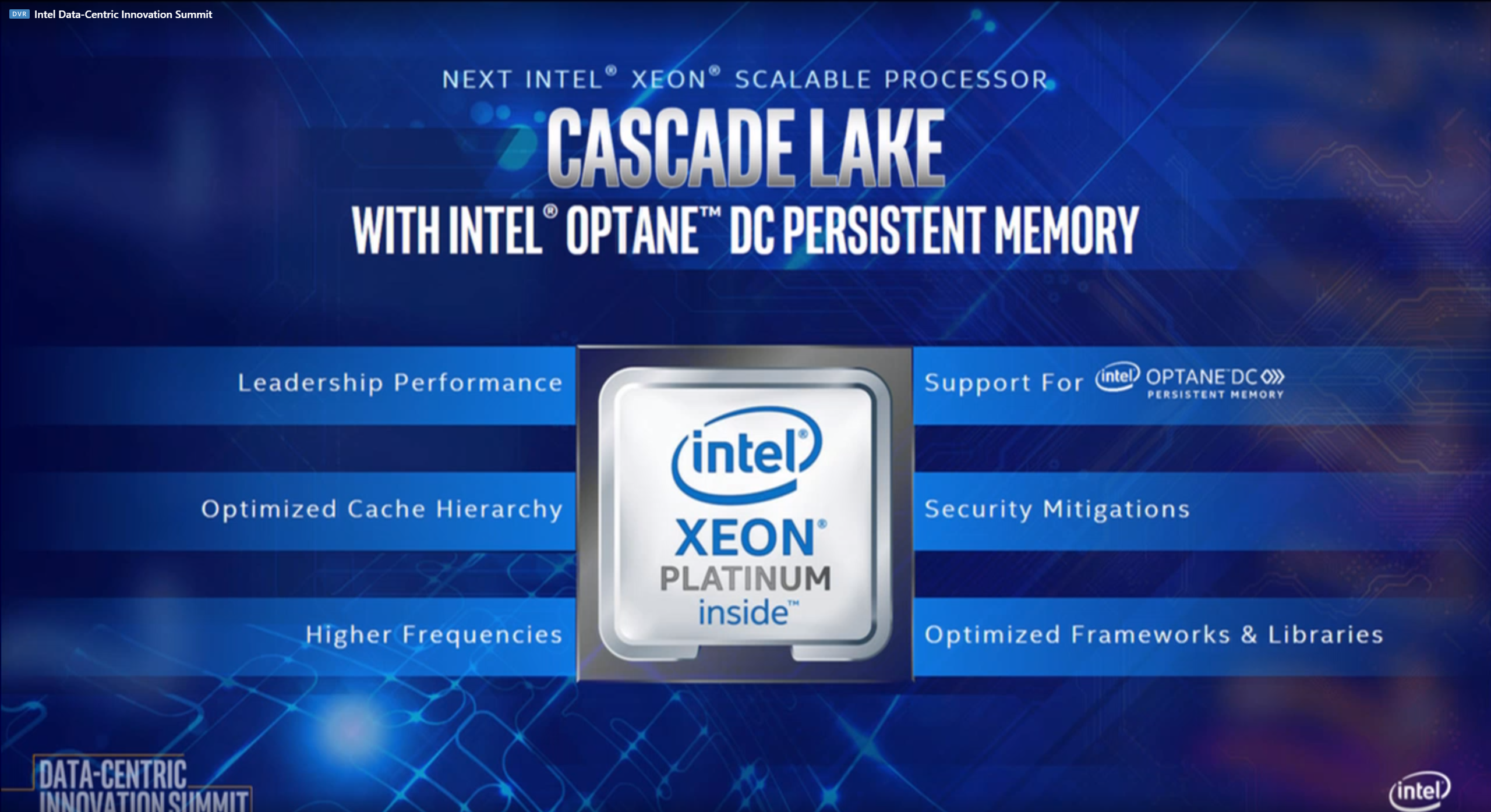 Intel Confirms 14nm Cooper Lake-SP Xeon in 2019, 10nm Ice