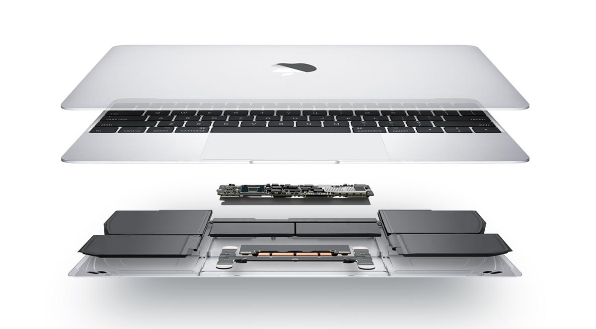 Apple redesign entry level MacBook