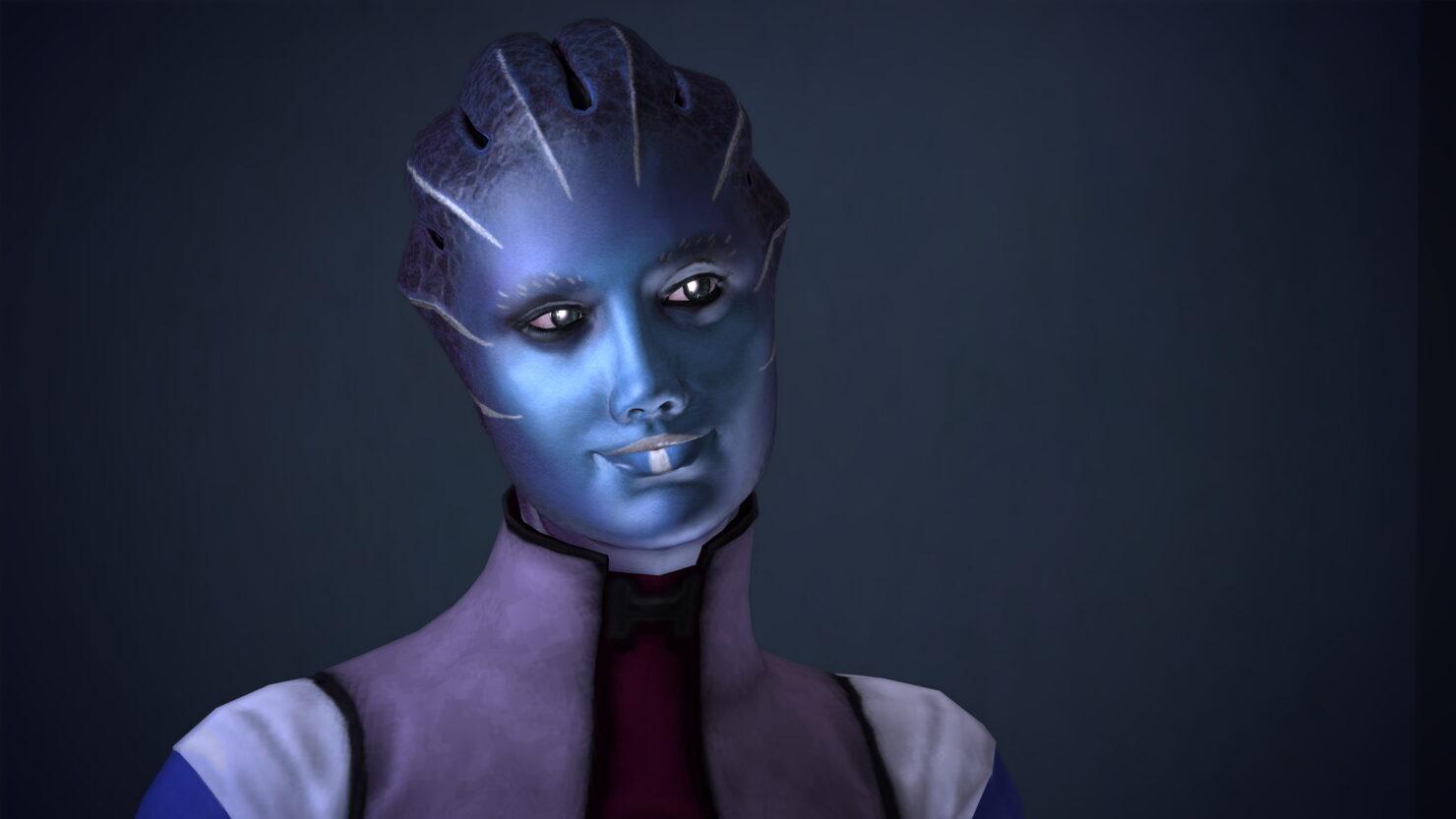 Mass Effect Mod ALOT 2K 4K 2