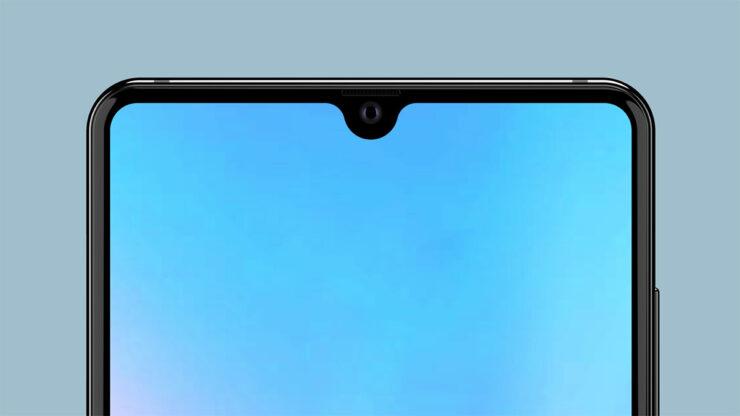 Huawei Mate 20 renders leak heavily reduced notch