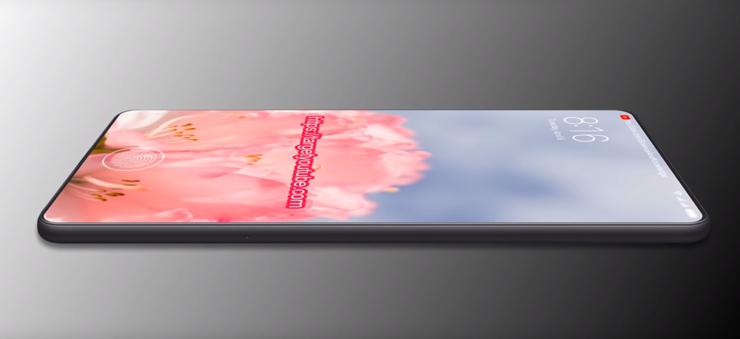 Xiaomi Mi MIX 3 specs leak OLED screen 569 price