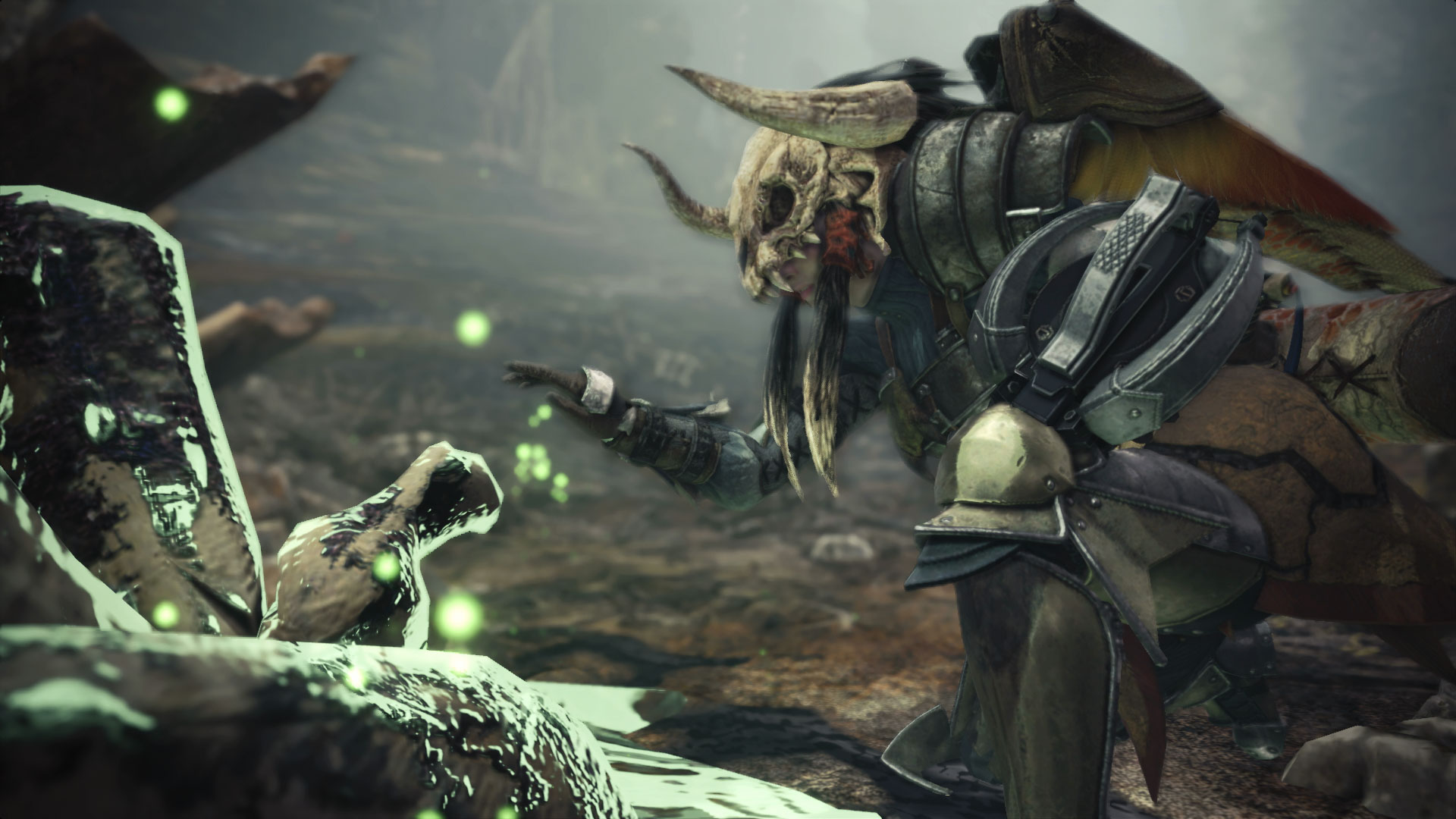 Monster Hunter World New Mod Removes Blur Effects, DOF and