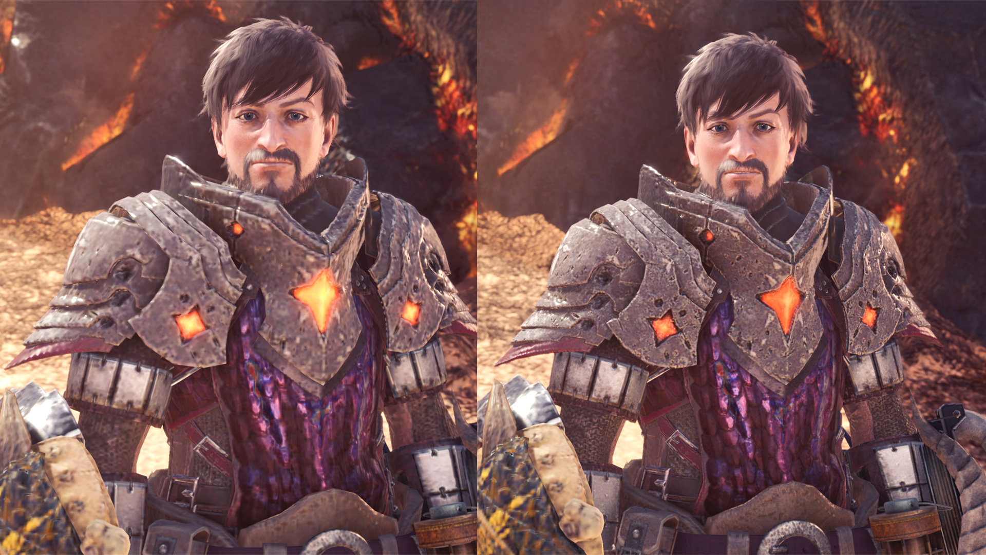 Monster Hunter World Crude Low Texture Resolution Workaround