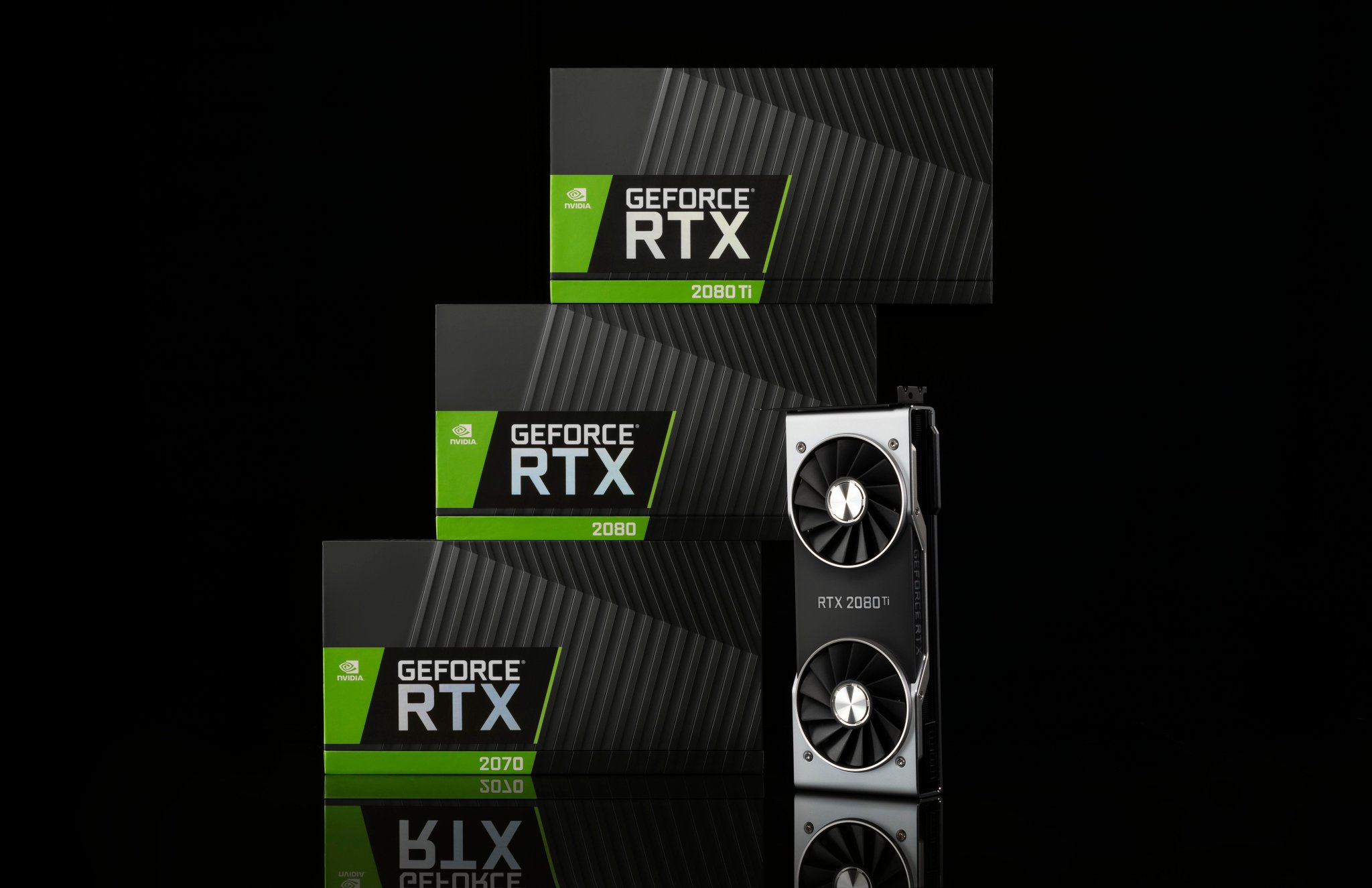 NVIDIA GeForce RTX 20 Series Graphics Cards Get Major Price Drop