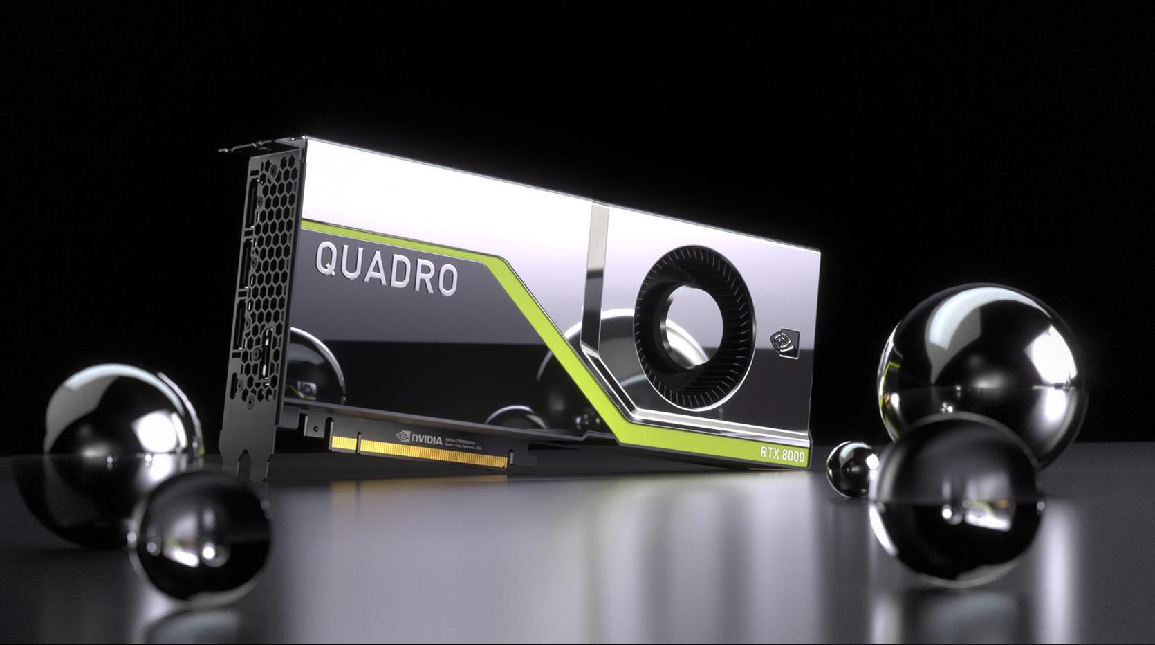 NVIDIA Quadro RTX (Ampere) Menampilkan GA102 GPU Dengan Lebih Dari 10.000 Core & 48 GB GDDR6 Memory
