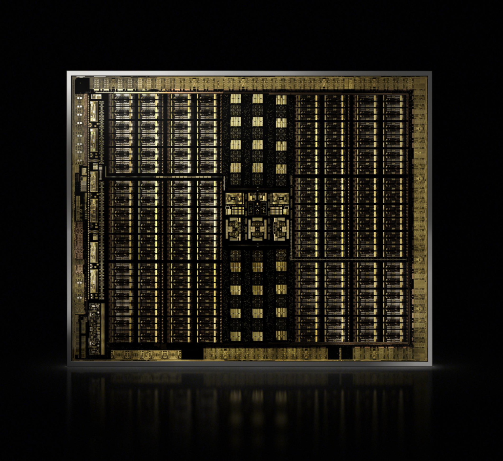NVIDIA Turing GPU 1 1030x943 - NVIDIA GeForce RTX 2070 Announced – A $499 US Turing Based Graphics Card With Stellar Gaming Value, 2304 Cores and 8 GB GDDR6 VRAM