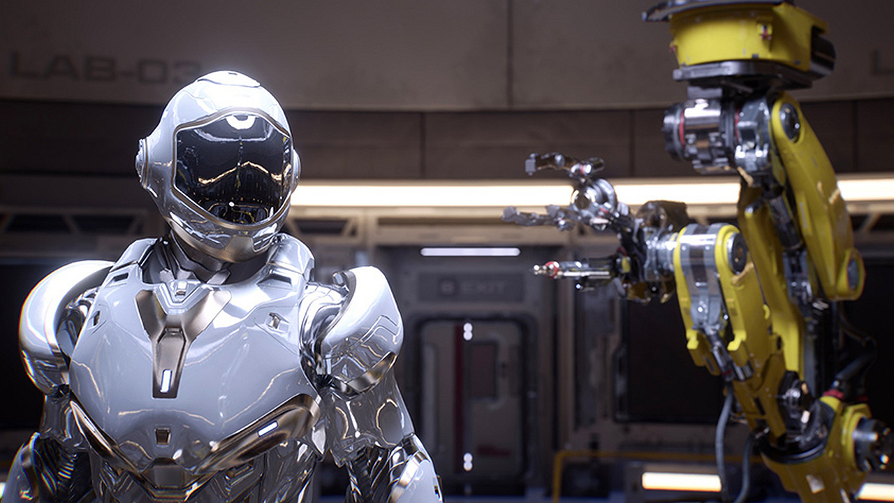 NVIDIA RTX Demonstrated With Stunning Cinematic Real-Time